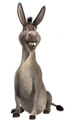 Asno de Shrek